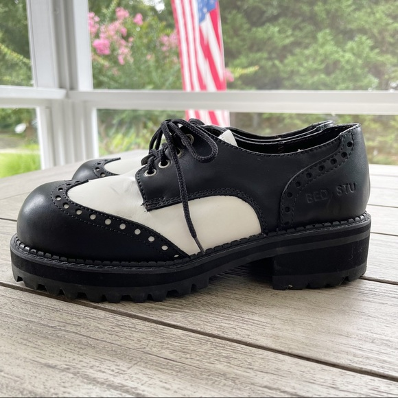 Bed Stu Lace Up Oxford size Mens 10
